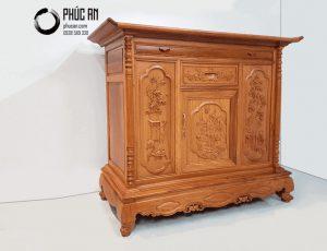 Tủ - Trang thờ gỗ