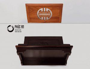 Tấm chống ám khói bàn thờ gỗ